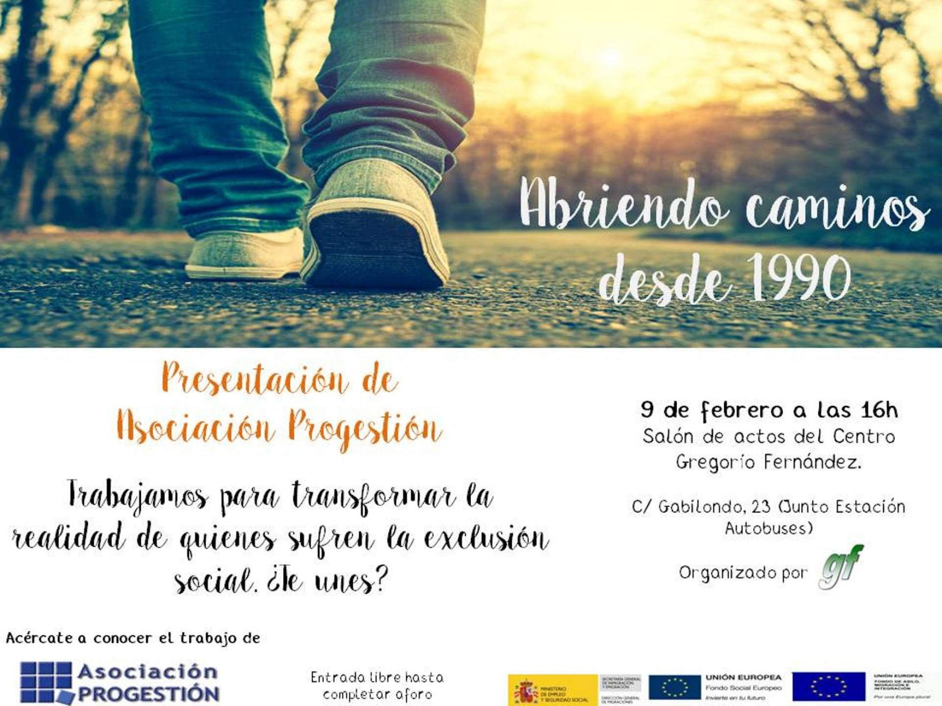La Asociación Progestión propone la inserción laboral de 1.000 personas en riesgo de exclusión social en Valladolid y provincia