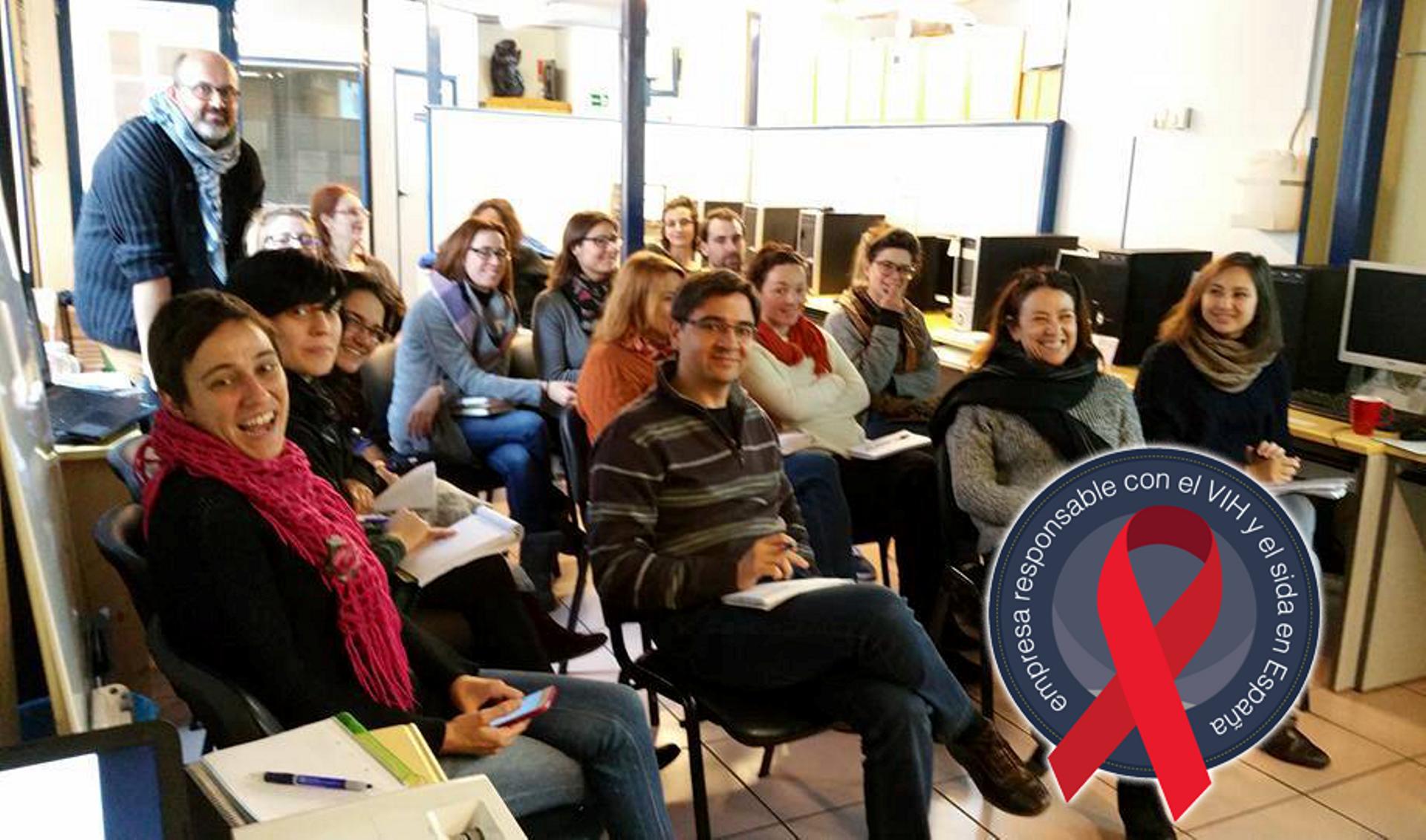 La Asociación Progestión se suma a la iniciativa Empresas responsables con el VIH y el sida en España