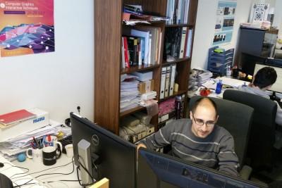 Un investigador de la Universidad de Zaragoza, premiado por la Asociación Europea de Informática Gráfica