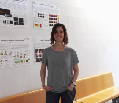 Belén Masiá, primera investigadora española que recibe el Eurographics Young Researcher Award