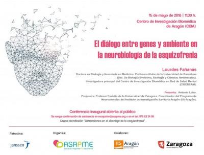Zaragoza acoge la reunión del Grupo de Reflexión sobre el abordaje de la esquizofrenia