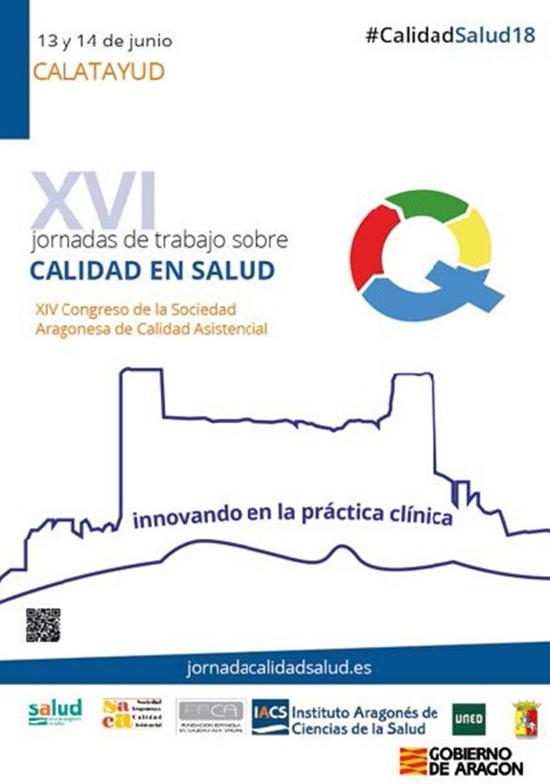 Más de 450 profesionales sanitarios debatirán sobre los proyectos innovadores que están mejorando la atención al paciente en Aragón