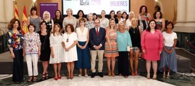 Instituto Aragonés de la Mujer, 25 Aniversario