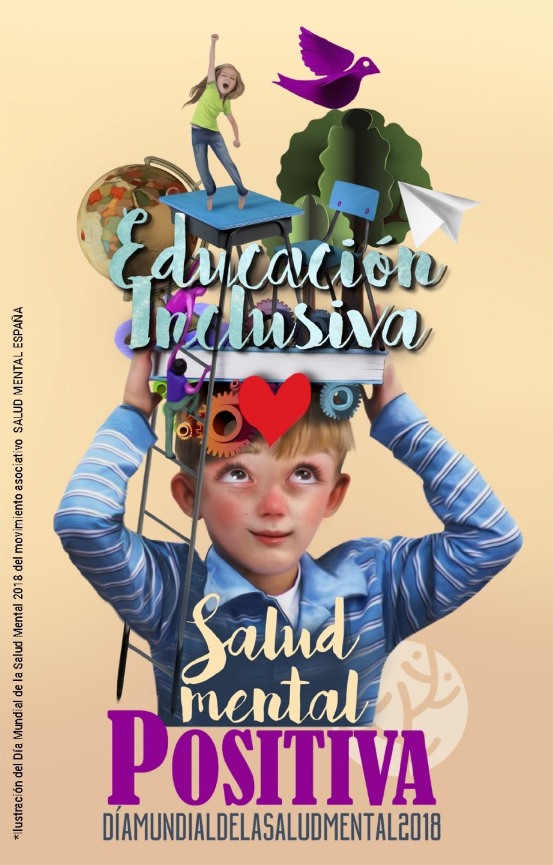 Día Mundial de la Salud Mental, por una educación inclusiva