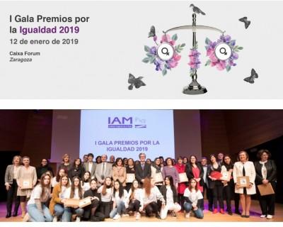 Primeros Premios por la Igualdad en Aragón