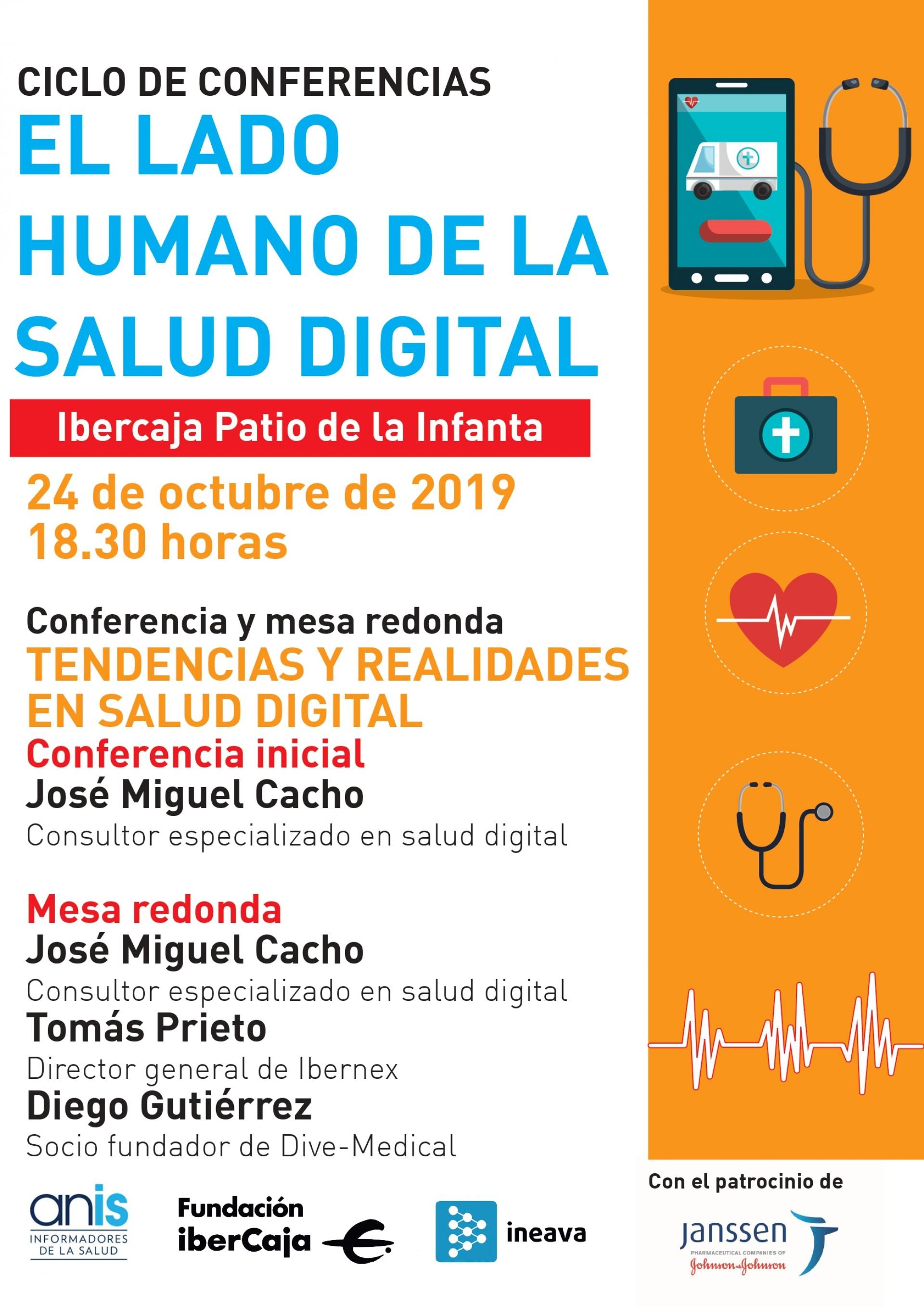 Encuentro sobre Tendencias y Realidades en Salud Digital