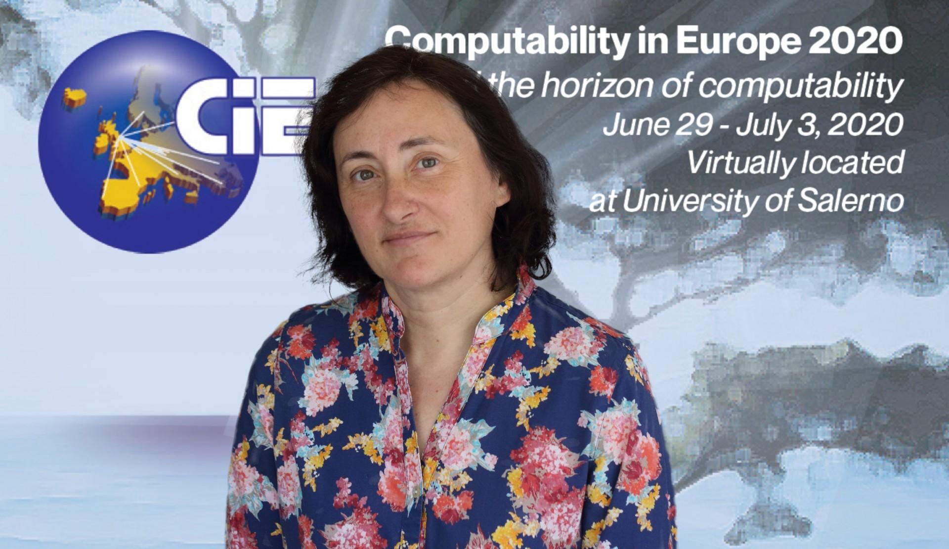 Nueva presidenta y nuevos retos en la Asociación Europea de Computabilidad