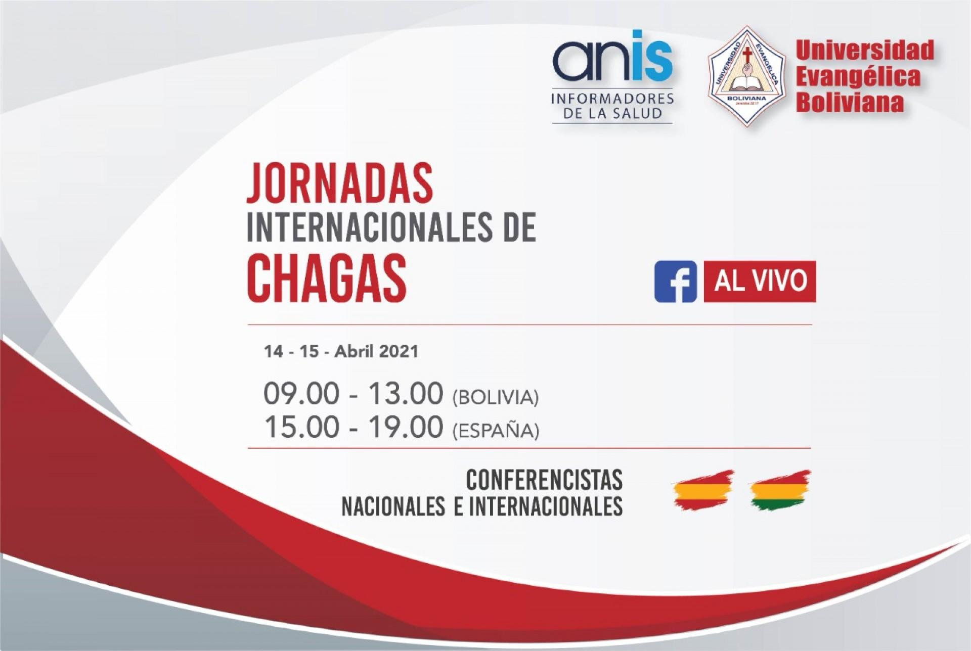 Jornadas Internacionales de la Enfermedad de Chagas