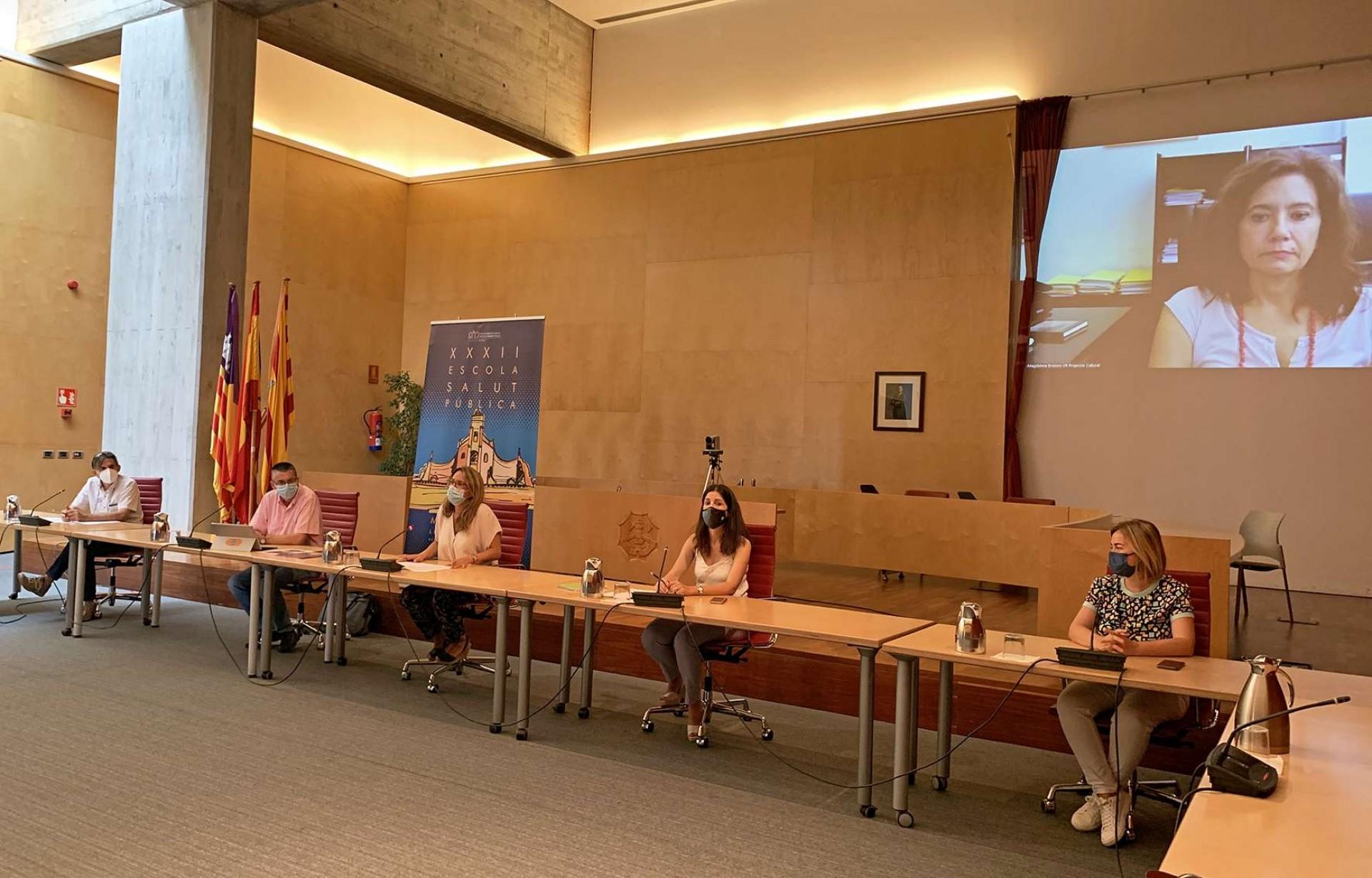 La Escuela de Salud Pública de Menorca vuelve al Lazareto en su 32 Edición