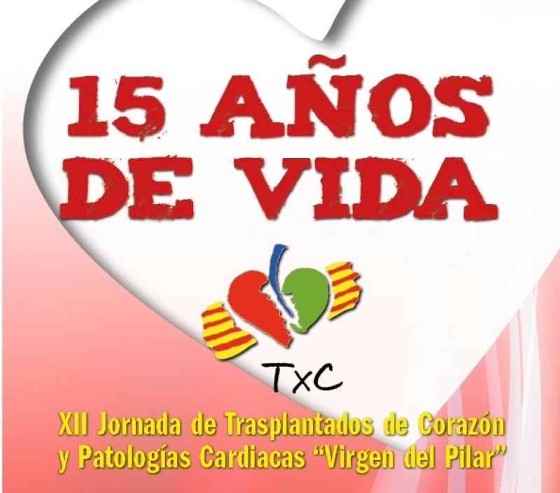 Jornada para conmemorar los 15 años del programa de trasplante cardiaco en Aragón